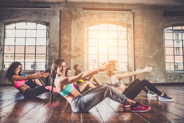 musik für fitnesstudios
